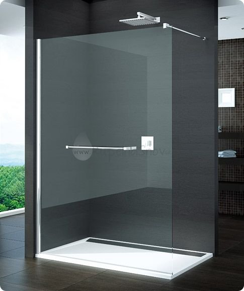 sanswiss walk in pur pdt4p bo n stena samostatn s. Black Bedroom Furniture Sets. Home Design Ideas