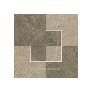 Paradyz Optimal 24,7 x 24,7 x 1,05 cm brown matný I247X2471OPTIBR Inzerto